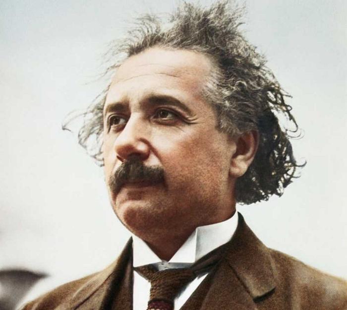 Albert Einstein Asperger