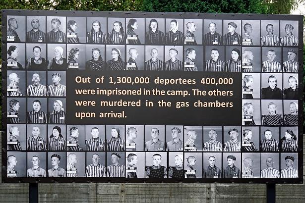 Shoah. Campo di concentramento di Auschwitz