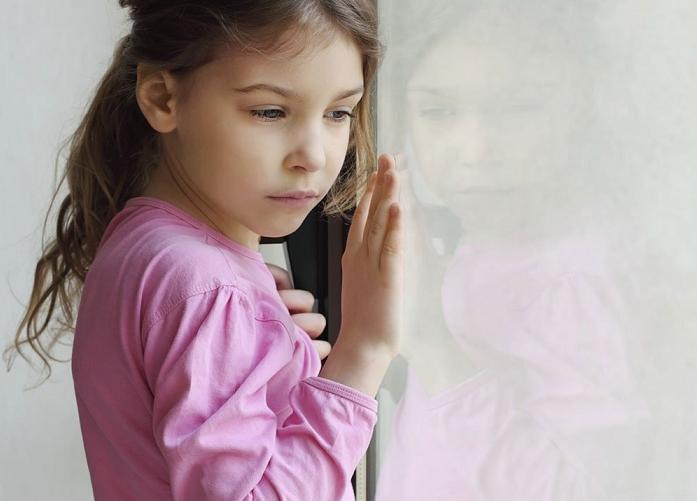 Bambina Asperger