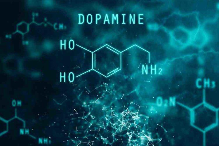 molecola di dopamina