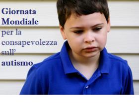 Giornata mondiale Autismo il 2 aprile