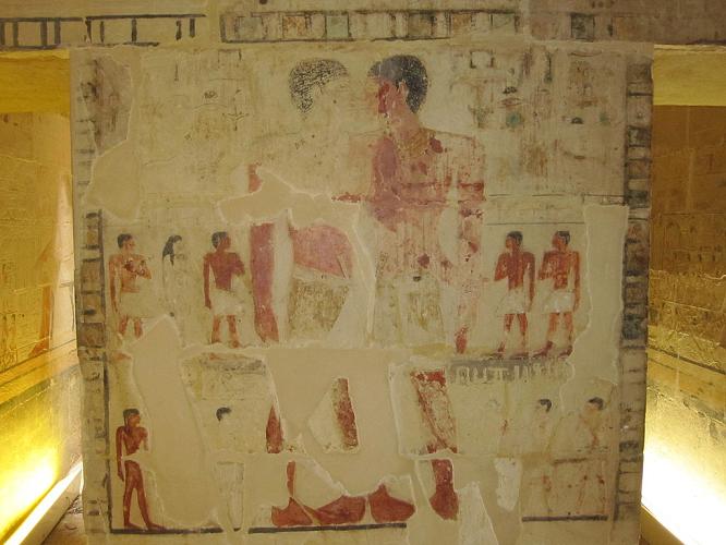 Omofobia Niankhkhnum e Khnumhotep prima coppia gay della storia. Egitto 2400 a.c.