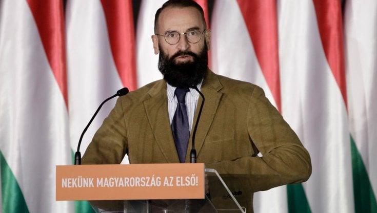 omofobia József Szajer Parlamentare ungherese omofobo, scoperto dalla polizia ad un party gay