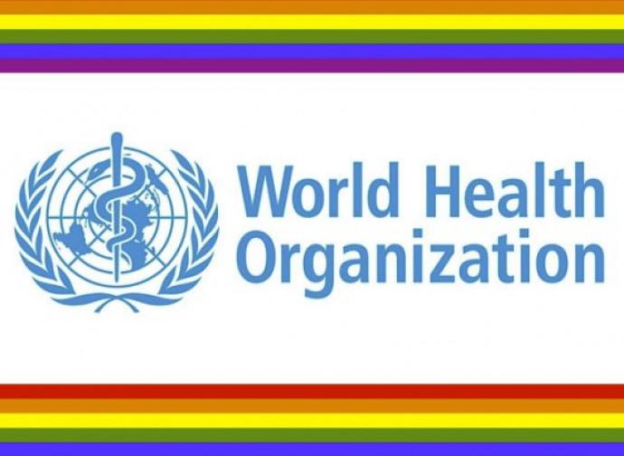 omofobia Organizzazione Mondiale della Sanità OMS il 17 maggio 1990 rimuove l'omosessualità dalla lista delle malattie mentali