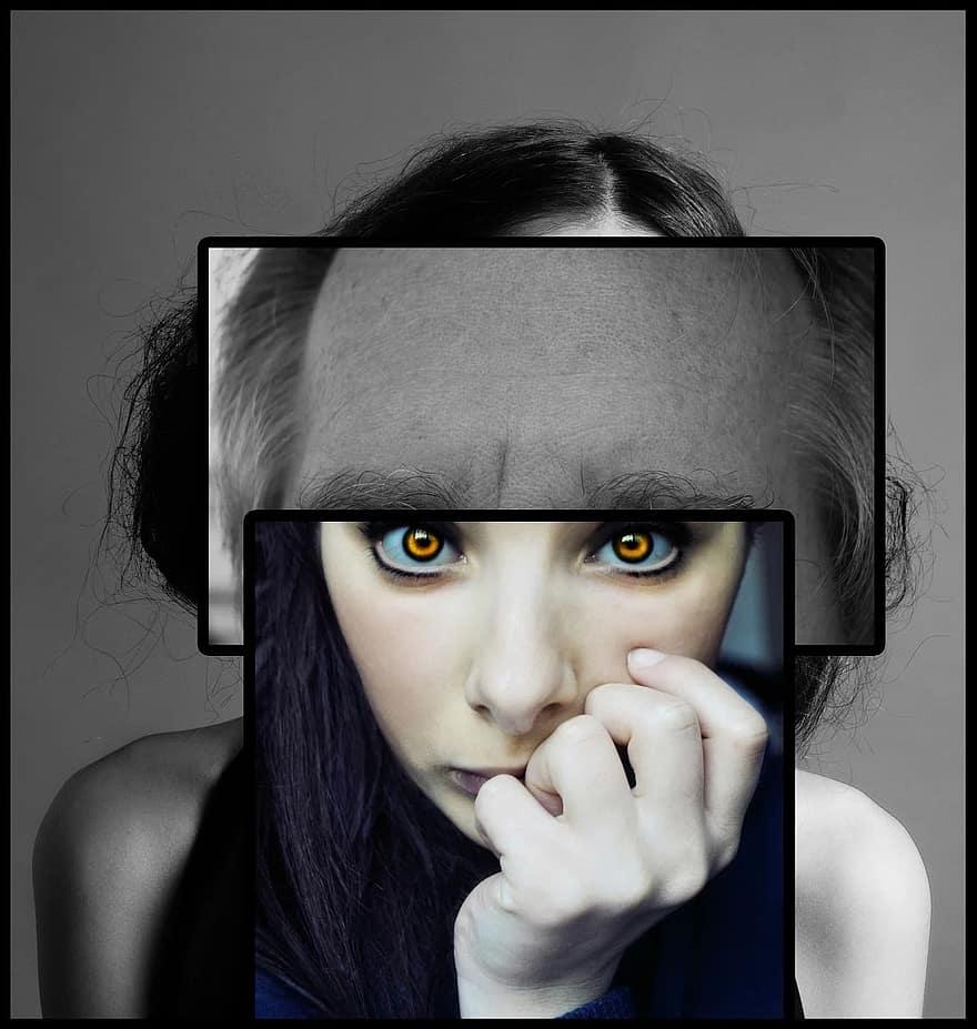 Personalità multipla o Disturbo Dissociativo d'identità (DID)